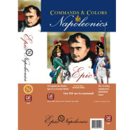 Commands and Colors: Napoleonics Expansion 6: Epic Napoleonics Thumb Nail
