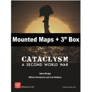 "Cataclysm Mounted Maps and 3"" Box Thumb Nail"