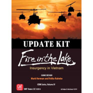 Fire in the Lake 2nd Ed. Update Kit Thumb Nail