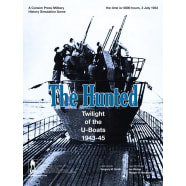 The Hunted: Twilight of the U-Boats, 1943-45 Thumb Nail