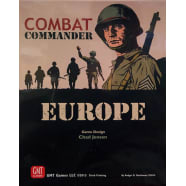 Combat Commander Europe Board Game Thumb Nail