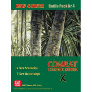 Combat Commander Battle Pack 4: New Guinea Thumb Nail
