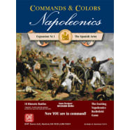Commands and Colors: Napoleonics Expansion 1: The Spanish Army Thumb Nail