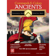 Commands and Colors: Ancients Expansion 6: The Spartan Army Thumb Nail