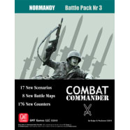 Combat Commander Battle Pack 3: Normandy Thumb Nail