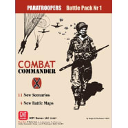 Combat Commander Battle Pack 1: Paratroopers Thumb Nail