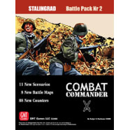 Combat Commander Battle Pack 2: Stalingrad Thumb Nail