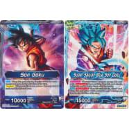 Super Saiyan Blue Son Goku / Son Goku Thumb Nail