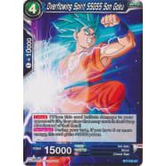 Overflowing Spirit SSGSS Son Goku Thumb Nail