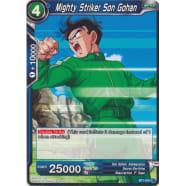 Mighty Striker Son Gohan Thumb Nail