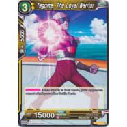 Tagoma, The Loyal Warrior Thumb Nail