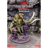 Dungeons & Dragons Collector's Series: Rage of Demons - Demon Lord Demogorgon Thumb Nail