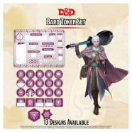 Dungeons & Dragons: Bard Token Set (Fifth Edition) Thumb Nail