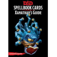 Dungeons & Dragons: Xanathar`s Guide Spellbook Cards (Fifth Edition) (2017 Edition) Thumb Nail