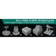 Aliens: 3D Gaming Set Thumb Nail