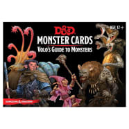 Dungeons & Dragons: Volo's Guide to Monsters Card Set Thumb Nail