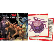 Dungeons & Dragons: Epic Monster Cards Thumb Nail