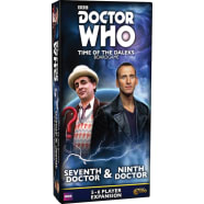 Doctor Who: Time of the Daleks - Seventh Doctor & Ninth Doctor Expansion Thumb Nail