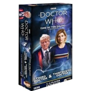 Doctor Who: Time of the Daleks - Third Doctor & Thirteenth Doctor Expansion Thumb Nail