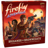 Firefly Adventures: Brigands and Browncoats Thumb Nail