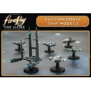Firefly The Game: Base Game Customizable Resin Ship Models Thumb Nail