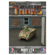 TANKS: The Modern Age - US M901 ITV/ M163 VADS Expansion Thumb Nail