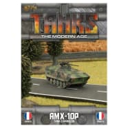 TANKS: The Modern Age - French AMX-10P Expansion Thumb Nail