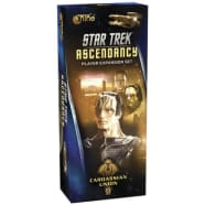 Star Trek: Ascendancy - Cardassian Union Player Expansion Set Thumb Nail
