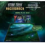 Star Trek: Ascendancy - Borg Play Mat Thumb Nail