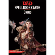 Dungeons & Dragons: Druid Spellbook Cards (Fifth Edition) (2017 Edition) Thumb Nail