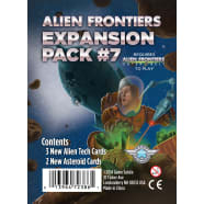 Alien Frontiers: Expansion Pack #7 Thumb Nail