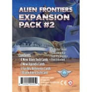 Alien Frontiers: Expansion Pack #2 Thumb Nail