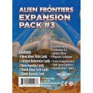 Alien Frontiers: Expansion Pack #3 Thumb Nail