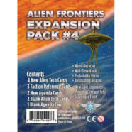 Alien Frontiers: Expansion Pack #4 Thumb Nail