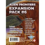 Alien Frontiers: Expansion Pack #6 Thumb Nail