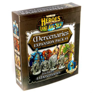 Heroes of Land, Air, and Sea: Mercenaries Expansion Pack 1 Thumb Nail