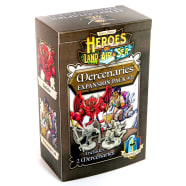 Heroes of Land, Air, and Sea: Mercenaries Expansion Pack 2 Thumb Nail
