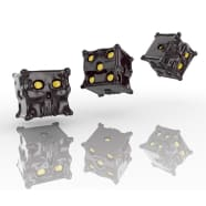 Tiny Epic Pirates: 3 Pack Custom Skull Dice Thumb Nail