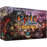Tiny Epic Defenders: The Dark War Expansion Thumb Nail