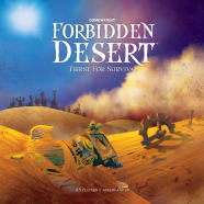 Forbidden Desert: Thirst for Survival Thumb Nail
