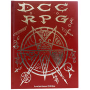 Dungeon Crawl Classics Role Playing Game (Real Leather Edition) Thumb Nail