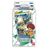 Digimon TCG - Starter Deck - Giga Green Thumb Nail
