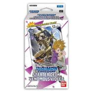 Digimon TCG - Starter Deck - Venomous Violet Thumb Nail