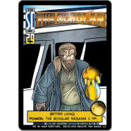 Sentinels of the Multiverse: The Scholar Mini-Expansion Thumb Nail