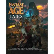Fantasy AGE: Lairs Thumb Nail