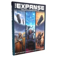 The Expanse: Roleplaying Game Core Rulebook Thumb Nail