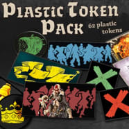 [DIS] Zombicide: Plastic Token Pack Thumb Nail