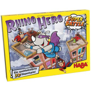 Rhino Hero: Super Battle Thumb Nail