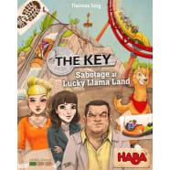 The Key: Sabotage at Lucky Llama Land Thumb Nail