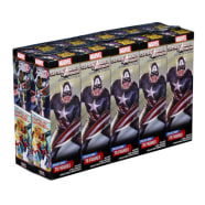 Marvel HeroClix: Captain America and the Avengers Booster Brick Thumb Nail